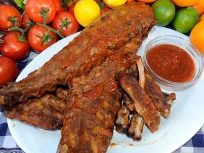 Baby back pork ribs recipes oven
