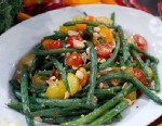 PHOTO: Emerils Asian green bean salad is shown here.