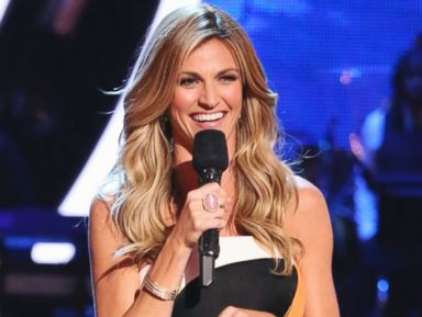 Erin Andrews on Playful 'DWTS' Interviews: 'It's Not Like I'm Grilling Them'