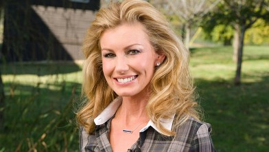 Faith Hill talked to Robin Roberts about her first new album in six years and the importance of her family.