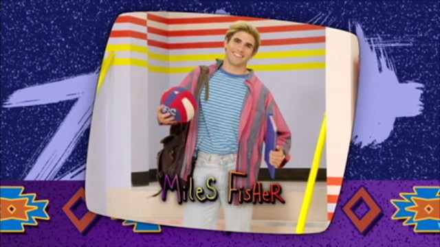 "VIDEO: The ""Final Destination"" star parodies the teen TV show ""Saved by the Bell."""