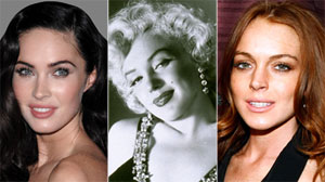Megan Fox vs. Lindsay Lohan ? who?s more of a Marilyn Monroe wannabe?