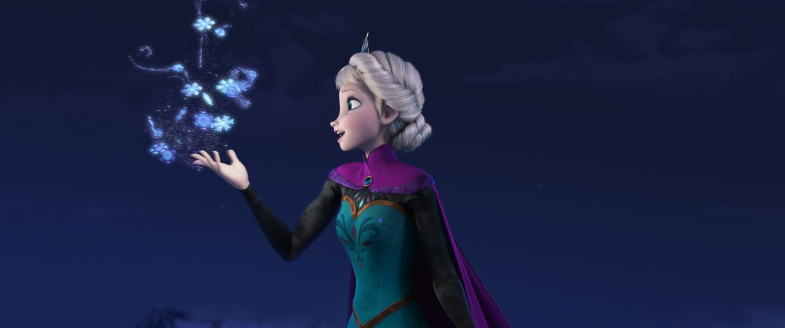 "PHOTO: A new one-hour special goes behind-the-scenes sharing the secrets of ""Frozen"" in ""The Story of Frozen: Making an Animated Classic."""
