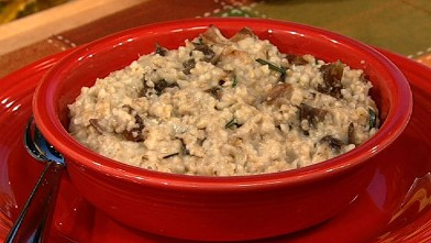 PHOTO:  Daphne Oz's gladiator oatmeal is shown here.