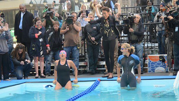 Instant Index: Diana Nyad Quits Ocean Swimming