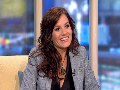 "VIDEO: Kara DioGuardi talks about her first season as judge on ""American Idol."""