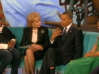 Watch: President, Michelle Obama Interview: Barbara Walters Preview