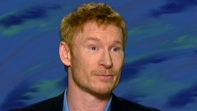 PHOTO: Zack Ward, who played 'Scut Farkus' in the 1983 holiday classic, settled a suit Friday against NECA after claiming the association used his image without permission in a board game based on the film.
