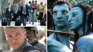 PHOTO Camerons blockbuster epic ?Avatar? wasnt even on critics lists a month ago when ?Up in the Air? was considered the awards favorite. All thats changed, since ?Avatar? began shattering box office records, earning $1.3 billion worldwide so far.