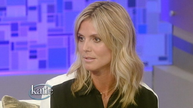 "VIDEO: Supermodel talks with Katie Couric about her ""hurtful"" divorce and hints at new relationship."