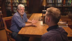 VIDEO: The original Jedi master mentors a veteran.