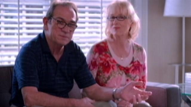 VIDEO: Hope Springs movie trailer.