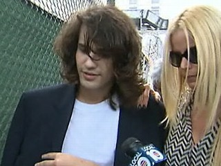 Son of 'Real Housewives' Star Charged in Homeless Attack