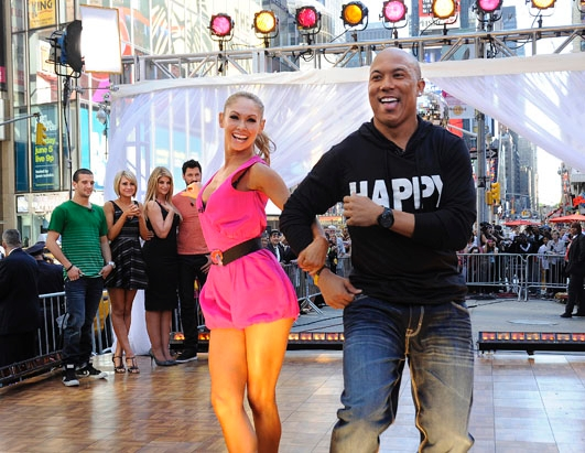 Hines Ward Takes Home 'Dancing With the Stars' Title, Finalists Visit 'GMA.'