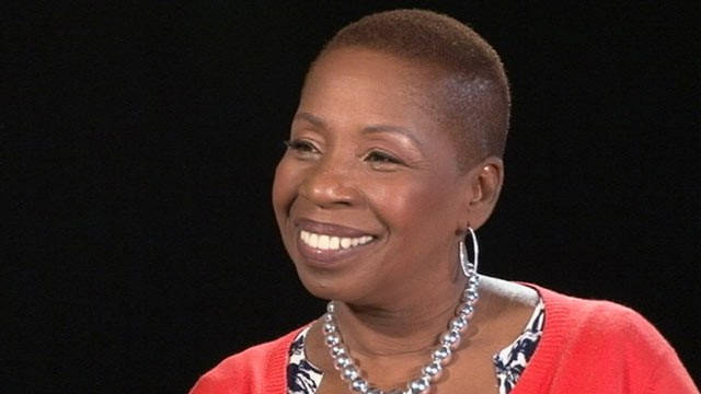 PHOTO: Iyanla Vanzant sat down with