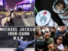 PHOTO Events from the day of Michael Jacksons Memorial Services are shown.
