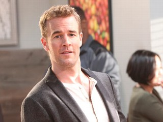 'Dawson's Creek': James Van Der Beek Buries Dawson