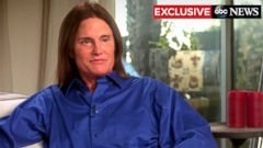 "PHOTO: Bruce Jenner sat down for a far-ranging exclusive interview with ABC's Diane Sawyer in a special edition of ""20/20."""