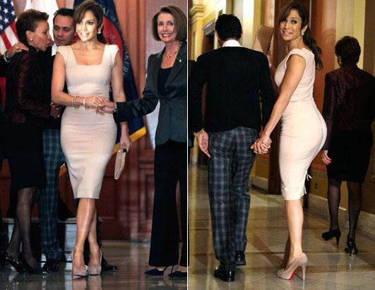 Jennifer Lopez Famous Dresses