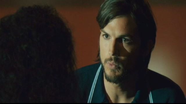 VIDEO: Ashton Kutcher plays Steve Jobs in new movie.
