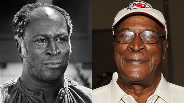 PHOTO: John Amos attends the 2013 Rhode Island Comic Con at Rhode Island Convention Center on November 2, 2013 in Providence, Rhode Island.