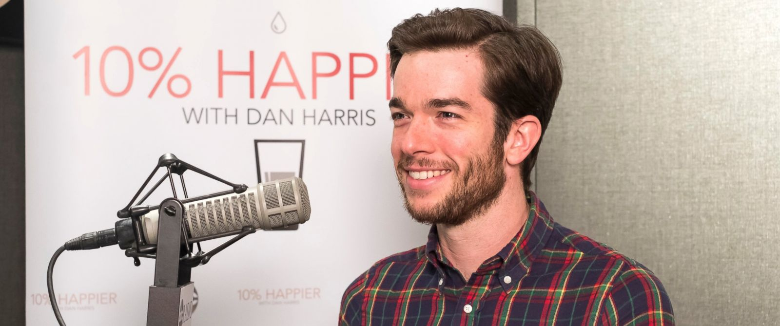 "John Mulaney sat down with ABC News Dan Harris for his ""10% Happier"" podcast."