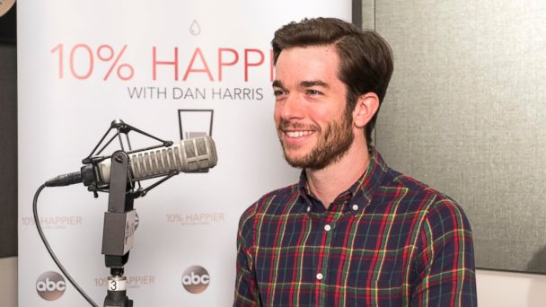 John Mulaney sat down with ABC News' Dan Harris for his