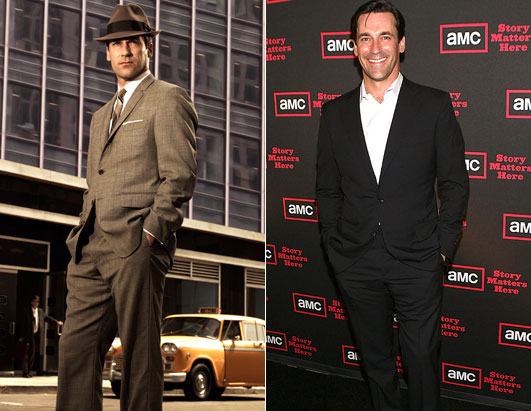 Mad Men Fashion Jon Hamm