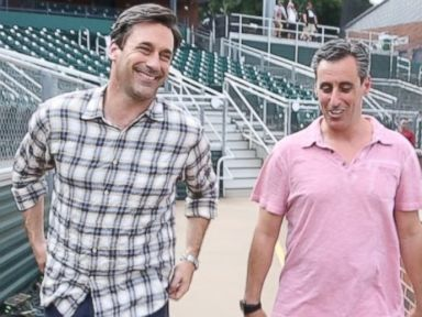 Real Story Behind Jon Hamm's Character in 'Million Dollar Arm'