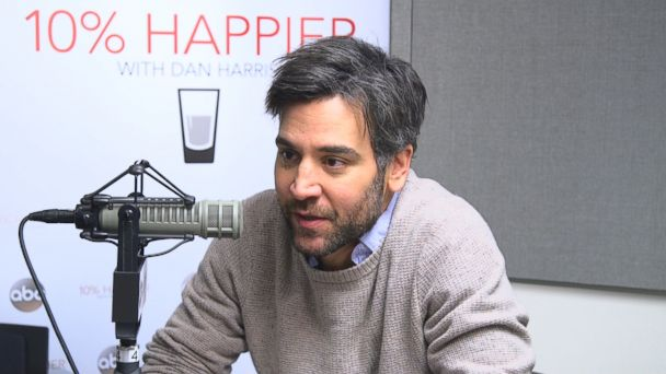 Actor, writer and director Josh Radnor appears in an interview for