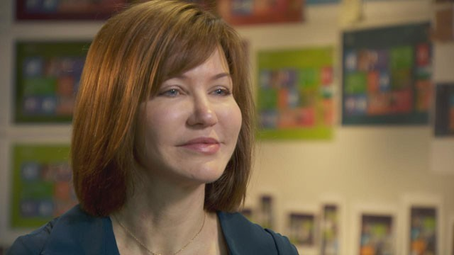PHOTO: Julie Larson-Green became the head of Microsoft's Windows division in Nov. 2012.
