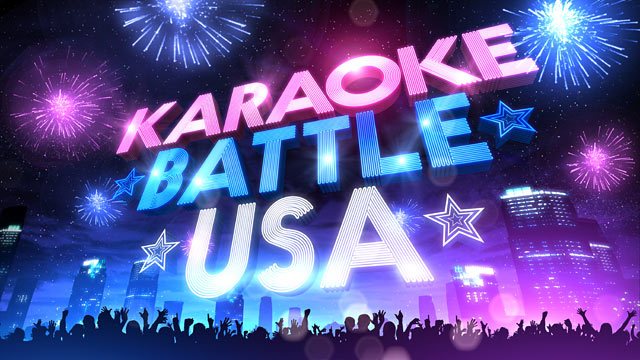 "PHOTO: ""Karaoke Battle USA"" shines the spotlight on the best karaoke singers across the country."