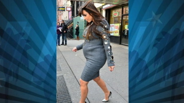 "VIDEO: Rob Shuter has the latest scoop from Kim Kardashians baby bump style to Jon Hamms ""Manhood."""