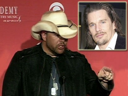 VIDEO: Toby Keith curses about Ethan Hawkes Rolling Stone article.