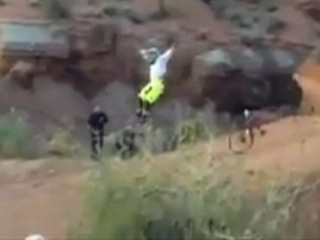 Watch: Bike Jump Goes Horribly Wrong