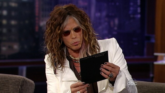 VIDEO: Steven Tyler believes Jennifer Lopez didnt show too much skin.