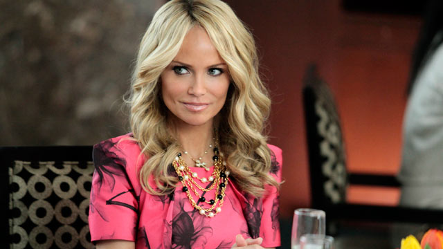 "PHOTO: Kristin Chenoweth stars in the new ABC show ""G.C.B."" airing on March 4, 2012."