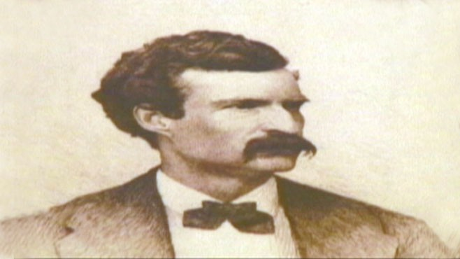 VIDEO: Mark Twain's uncensored and authorized autobiography hits stores.