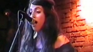 Video: Classic footage of the Poker Face song bird.