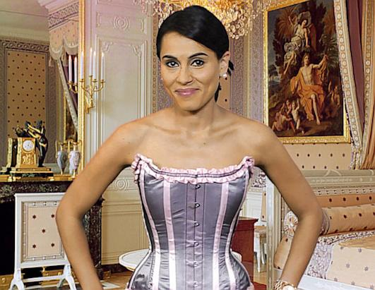 Svelte Stars' Secret: Corsets