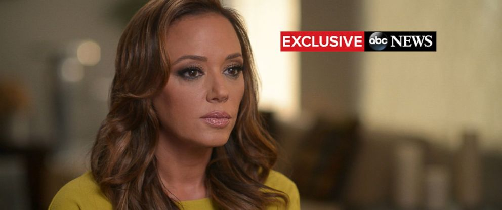 "PHOTO: Leah Remini sits down for an exclusive interview with ABC News ""20/20,"" airing Friday, Oct. 30 at 10 p.m. ET."