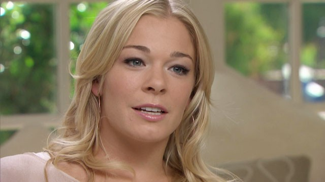 PHOTO: LeAnn Rimes opened up about her recent treatment in an interview with Katie Couric.