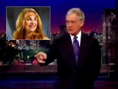 Video: David Lettermans transgender joke falls flat with critics.