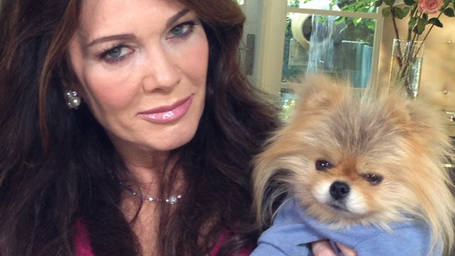 "PHOTO: After making a splash on Bravos ""Real Housewives of Beverly Hills,"" Lisa Vanderpump, shown here with her dog Giggy, went on to launch ""Vanderpump Rules"" and now will be a contestant on ""Dancing With the Stars."""
