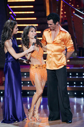 Dancing with the stars Susan Lucci
