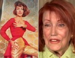 "PHOTO: Actress Gita Hall, 79, says an image of her from decades past is being used in the opening credits of ""Mad Men"" without her permission."