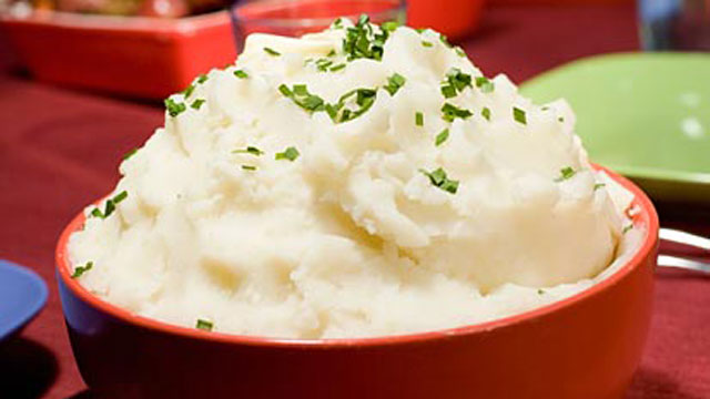 PHOTO: Mashed Potatoes