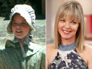 Little House On The Prairie Alison Arngrim And Cast Then