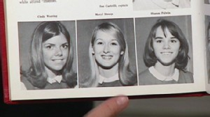 VIDEO: An old friend shows photos of Streep as homecoming queen, cheerleader and more.