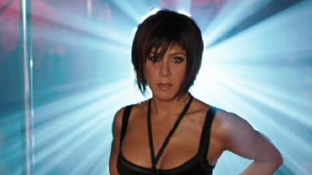 VIDEO: Jennifer Aniston plays an exotic dancer in WarnerBros movie to be released in summer 2013.